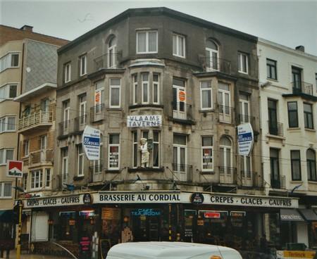 Zeelaan 167, La Panne, Maison Opliegher & Noulet (© T. Verhofstadt, photo 2001)