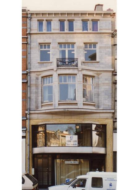Rue des Bataves 63 en 1994, Etterbeek (© urban.brussels)