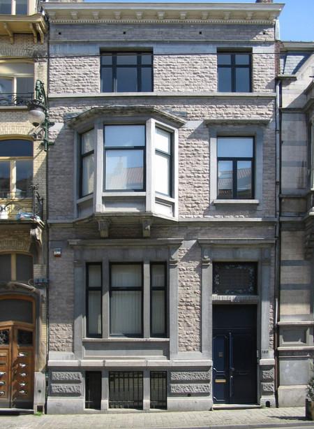 Avenue Brugmann 180, Ixelles (© urban.brussels)