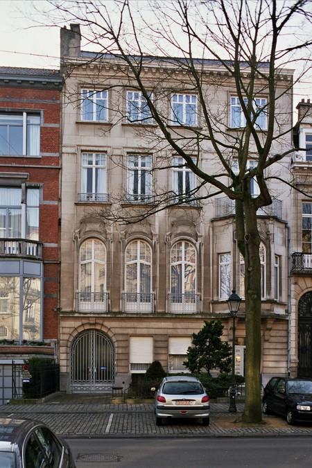 Avenue Molière 215, Ixelles (© urban.brussels)