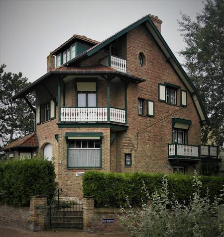 Konijnenweg 23, La Panne, Villa 'Zeesymphonie' ou 'Sans-Gène' (© T. Verhofstadt, photo 2019)