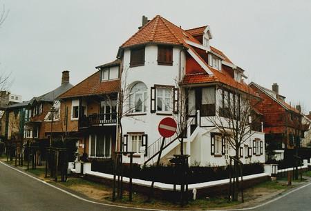 Hoge Duinenlaan 22 et 26, La Panne, Villas 'Les Lauriers' et 'Maison Neuve' (© T. Verhofstadt, photo 2001)