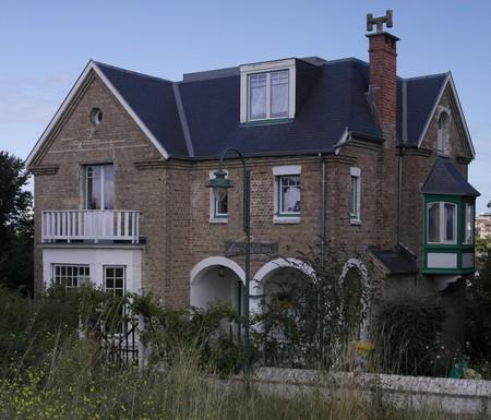 Hoge Duinenlaan 6, La Panne, Villa 'Les Sablines' (© T. Verhofstadt, photo 2019)