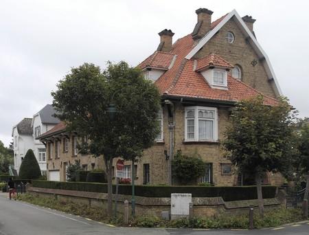 Bortierlaan 39 et Visserslaan 34, La Panne, Villa 'Pan' ou villa personnelle d'Alexis Dumont (© T. Verhofstadt, photo 2019)