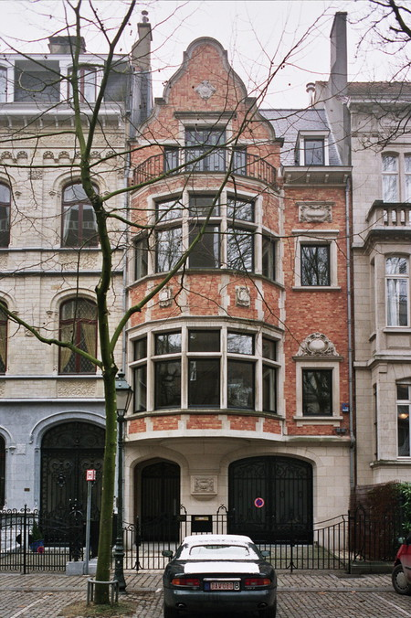 Avenue Molière 263, Ixelles (© urban.brussels, 2007)
