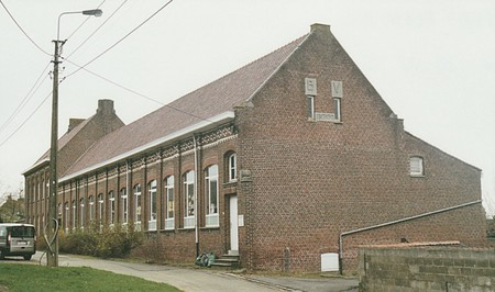 Petruswegel 1 et 2, Loker, école et maison d'instituteur (© T. Verhofstadt, photo 2001)