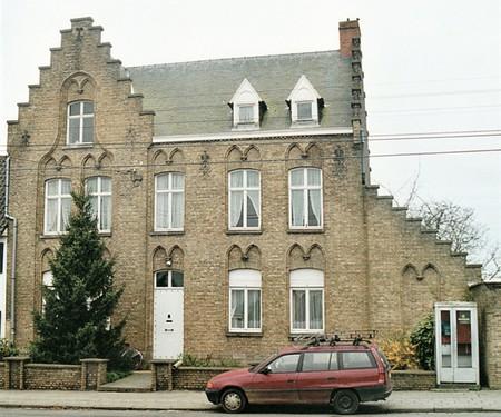 Dikkebusstraat 166, Loker, presbytère (© T. Verhofstadt, photo 2001)