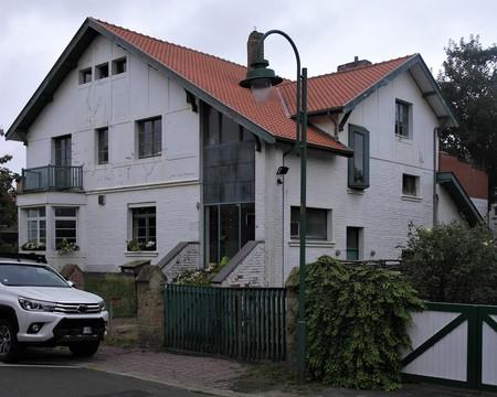 Albert Dumontlaan 22, La Panne, villa (© T. Verhofstadt, photo 2019)