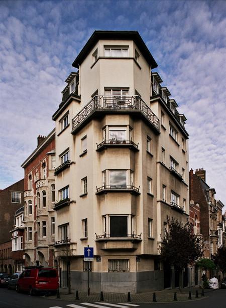 Rue Jean-Baptiste Meunier 44, Ixelles (© urban.brussels)