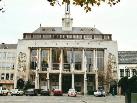 Grote Markt 1, Turnhout, hôtel de ville (© T. Verhofstadt, photo 2001)