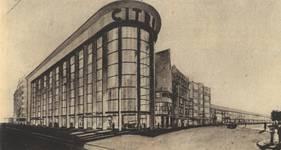Place de l'Yser 7, Bruxelles, Citroën (© Bâtir, 14, 1934, p. 544)