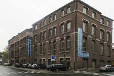 Boulevard Gustave Roulier 1, Charleroi, Université du Travail - Bâtiment Gramme (© ARCHistory, photo 2018)