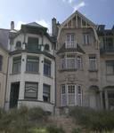 Geitenweg 5 et 7, La Panne, Villas 'Anita' et 'Arc-en-ciel' (© T. Verhofstadt, photo 2019)