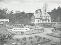 Chaussée de Tirlemont 85, Jodoigne, ancienne Ecole normale pour Jeunes Filles (© Dumont, Dumont & Van Goethem, Quelques travaux d'architecture, [1939], p. 9)