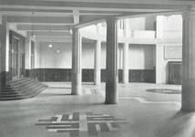 Boulevard de l'Abattoir 50, Bruxelles, Institut des Arts et Métiers (© Dumont, Dumont & Van Goethem, Quelques travaux d'architecture, [1939], p. 25)