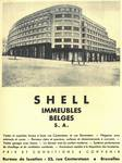 Rue Ravenstein 48-70 et Cantersteen 39-55, Bruxelles, Shell Building (© Bâtir, 22, 1935, p. 2)