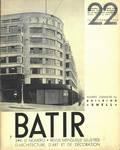 Rue Ravenstein 48-70 et Cantersteen 39-55, Bruxelles, Shell Building (© Bâtir, 22, 1934, couverture)
