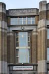 Boulevard de l'Abattoir 50, Bruxelles, Institut des Arts et Métiers (© ARCHistory, photo 2018)