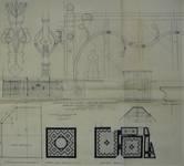 Parochiekerk Sint-Petrus, Loker, quelques détails (© Fondation CIVA Stichting/AAM, Brussels)