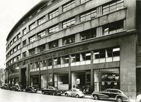Rue Ravenstein 26-46, Bruxelles, Assurances Trieste, état en 1947 (© Fondation CIVA Stichting/AAM, Brussels)