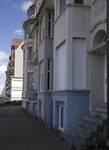 Zeedijk 81, 83 et 85, La Panne, rez-de-chaussée des villas 'Morning Star', 'Montreal' et 'La Rafale' (© T. Verhofstadt, photo 2019)