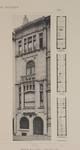 Rue Gachard 78, Ixelles (© L'Emulation, 1907, pl. 13)