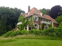 Savooistraat 223, Ronse, Villa 'Te Nitterveld', voorgevel (©H. Clays, foto 2007)