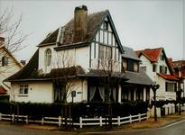Visserslaan 31 et 33, La Panne, Villas 'Aline' et 'Valentine' (© T. Verhofstadt, photo 2001)
