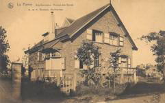 Hoge Duinenlaan 18 et 20, La Panne, Villas 'Eva-Germaine' et 'Régina' (© Collection cartes postales, Yves Dumont - ARCHYVES)