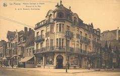 Zeelaan 167, La Panne, Maison Opliegher & Noulet (© Collection cartes postales, Yves Dumont - ARCHYVES)