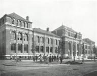 Boulevard Gustave Roulier 1, Charleroi, Université du Travail - Bâtiment Gramme (© Dumont, Dumont & Van Goethem, Quelques travaux d'architecture, [1939], p. 3 )