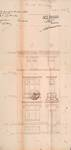 Avenue Brugmann 180, Ixelles, élévation, ACI/Urb. 51-180