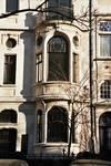 Avenue Molière 166, Ixelles, maison et atelier du peintre Firmin Baes (© T. Verhofstadt, photo 2001