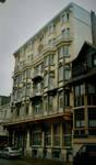 Duinkerkelaan 11, La Panne, Hotel 'Continental' (© T. Verhofstadt, photo 2001)