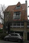 Bortierlaan 23, La Panne, Villa 'Les Heures Douces' (© T. Verhofstadt, photo 2001)
