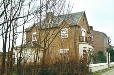 Hoge Duinenlaan 6, La Panne, Villa 'Les Sablines', façade latérale gauche (© T. Verhofstadt, photo 2001)