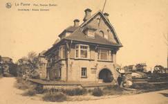 Bortierlaan 39 et Visserslaan 34, La Panne, Villa 'Pan' ou villa personnelle d'Alexis Dumont (© Collection cartes postales, Yves Dumont - ARCHYVES)