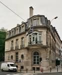Chaussée de Vleurgat 193, Ixelles (© urban.brussels)