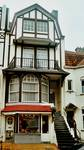 Bortierlaan 9, La Panne, Villa 'La Rieuse' (© T. Verhofstadt, photo 2001)