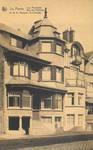 Visserslaan 42, La Panne, Villa 'Les Panicauts' (© Collection cartes postales, Yves Dumont - ARCHYVES)