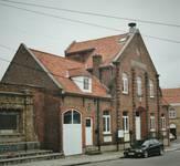 Polenlaan 1, Kemmel, ancienne maison communale (© T. Verhofstadt, photo 2001)