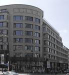 Rue Ravenstein 48-70 et Cantersteen 39-55, Bruxelles, Shell Building (© T. Verhofstadt, photo 2019)