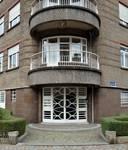 Square Solbosch 6, Ixelles, entrée (© urban.brussels)