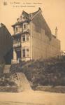 Zeedijk 87, La Panne, Villa 'La Falaise', aujourd'hui fortement transformée (© Collection cartes postales, Yves Dumont - ARCHYVES)