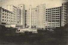 Rue Ravenstein 48-70 et Cantersteen 39-55, Bruxelles, Shell Building , façades arrière, 16 novembre 1933 (© Bâtir, 22, 1934)