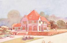 Savooistraat 223, Ronse, Villa 'Te Nitterveld' (© Le Cottage, 1903, pp. 28-29)