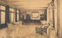 Zeedijk, La Panne, le nouveau casino d'Alexis Dumont construit en 1922 (© Collection cartes postales, Yves Dumont - ARCHYVES)