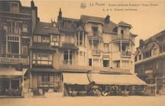 Zeedijk, La Panne, Villa 'Ma Coquille' (© Collection cartes postales, Yves Dumont - ARCHYVES)