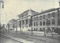 Boulevard Gustave Roulier 1, Charleroi, Université du Travail - Bâtiment Gramme (© L'Emulation, 6, 1913, p. 51)