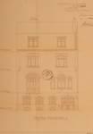Rue Antoine Labarre 11, Ixelles, élévation,  ACI/Urb. 19-9; 19-11-11A